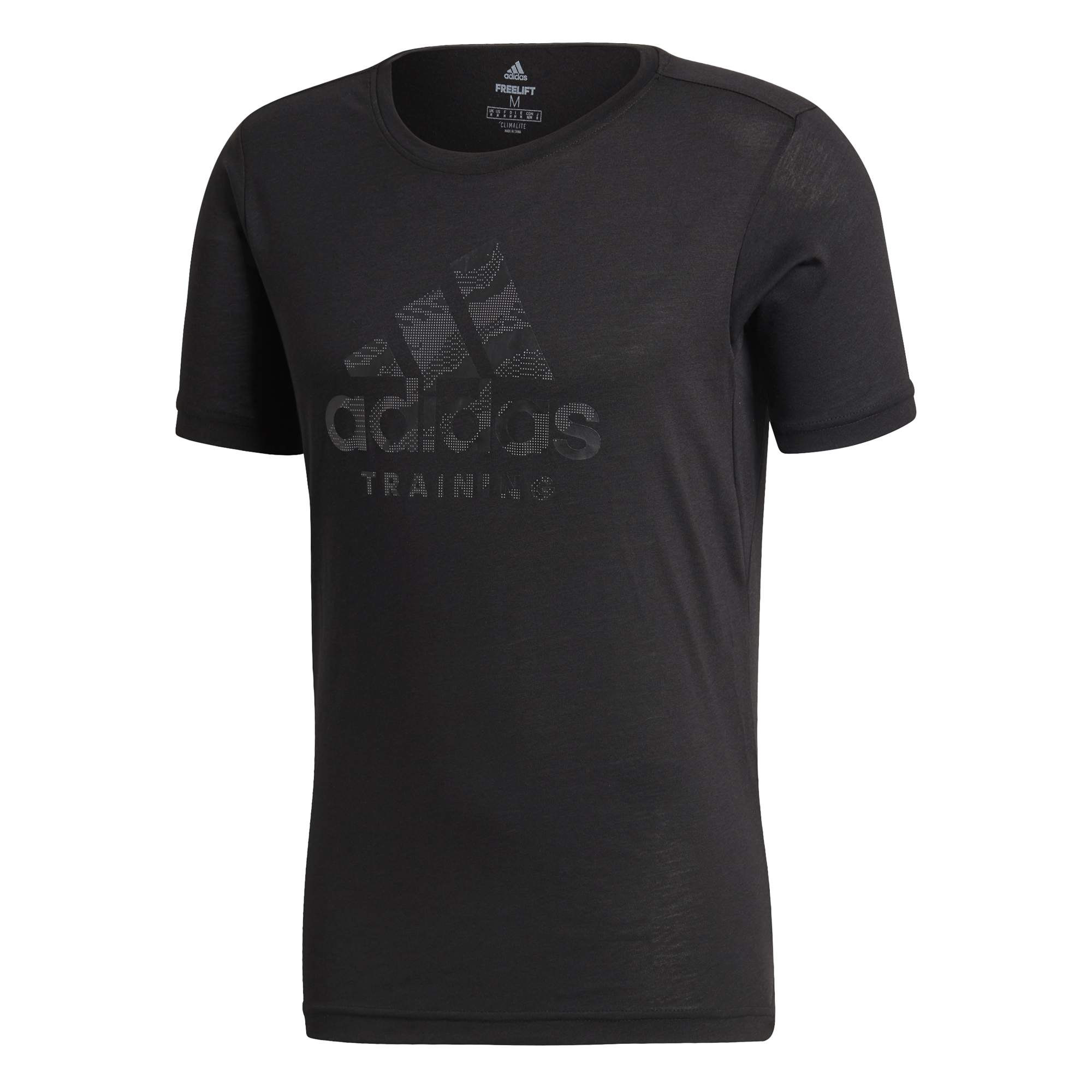 Adidas Freelift Logo Shirt Shirts Trainingskleding