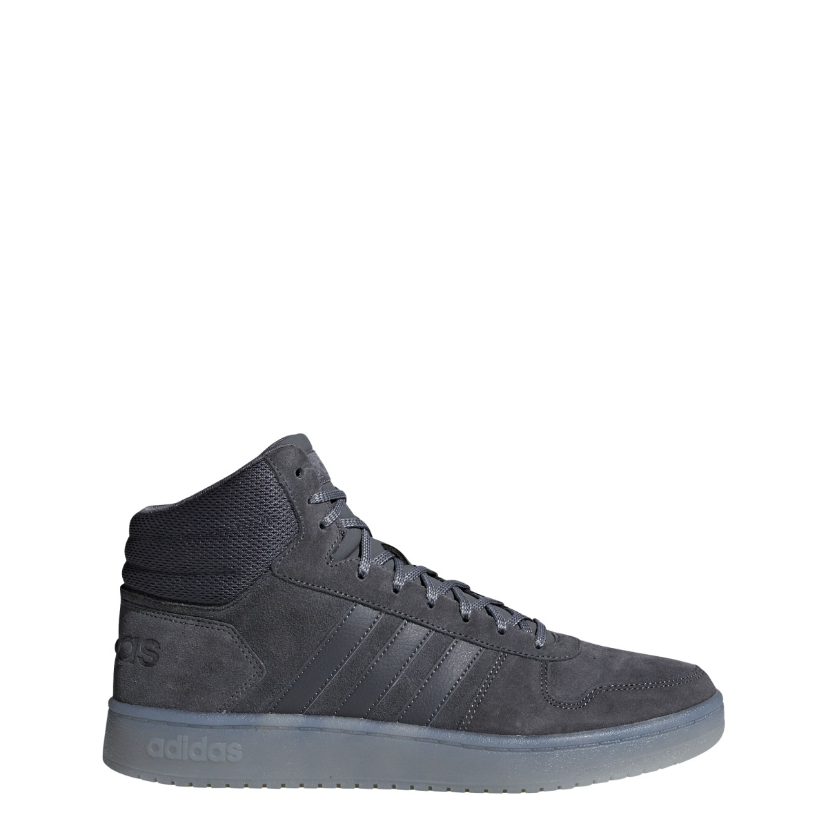 the latest 94383 c0314 Adidas Hoops 2.0 Mid. B44635. Product afbeelding