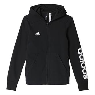Adidas Linear Fleeze Hoody Junior
