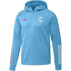 Adidas Real Madrid Trainings Hooded 2020/2021