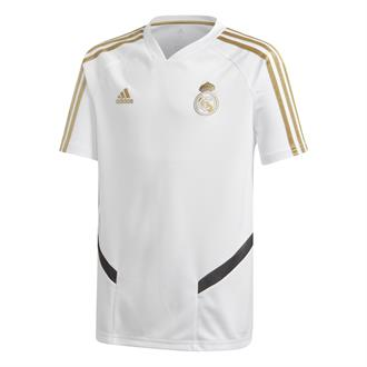 Adidas Real Madrid Trainingsshirt Junior 2019/2020