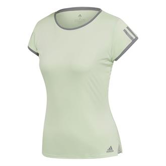 Adidas Tennis Club 3 Stripe Shirt