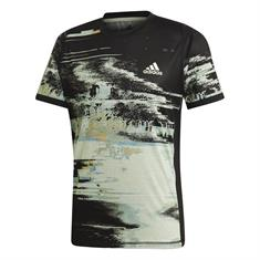 Adidas Tennis Ny Printed Shirt