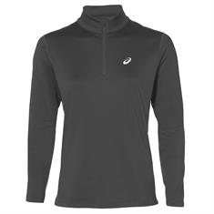 Asics Silver Winter 1/2 Zip Longsleeve Shirt