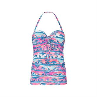 Beachlife Clementine Tankini Top