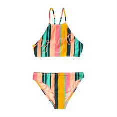 Brunotti Camellia Stripe Bikini Junior