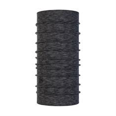Buff Midweight Merino Wool Graphite Multi Stripes