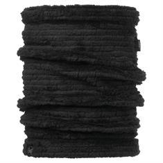Buff Polar Thermal Neckwarmer Buff Solid Graphite Black