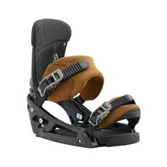 Burton Malavita Est Leather Snowboard Binding