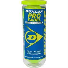 Dunlop Padel Pro 3 Pack