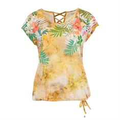 Enjoy T-shirt Bloemenprint
