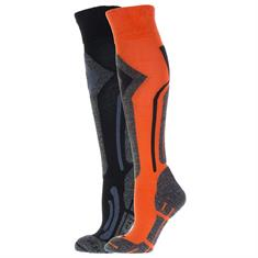 Falcon Coolly Technical Ski Sok / 2-pack