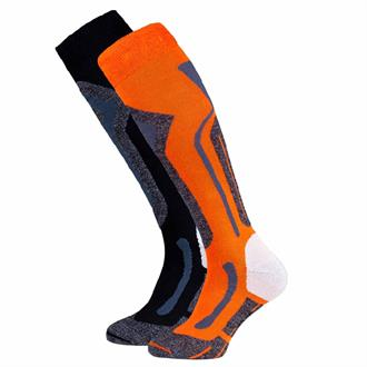 Falcon Coolly Technical Ski Sok / 2-pack