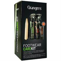 GRANGER'S Footwear Clean & Proof Kit