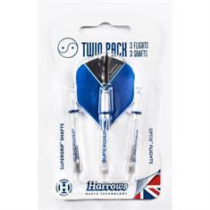 harrows Twin Pack Optix