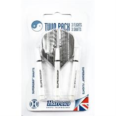 harrows Twin Pack Supergrip
