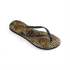 Havaianas Slim leopard
