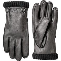 Hestra Deerskin Primaloft Rib Handschoen