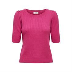 Jacqueline de Yong Lina Puff Knit Shirt