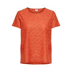 Jaqueline de Yong Tag Lace Shirt