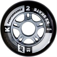 K2 84 MM Performance Skatewielen 4-Pack