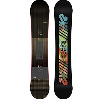 K2 Subculture Snowboard Wide