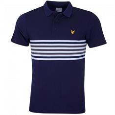 LYLE&SCOTT Golf Plus Stripe Polo