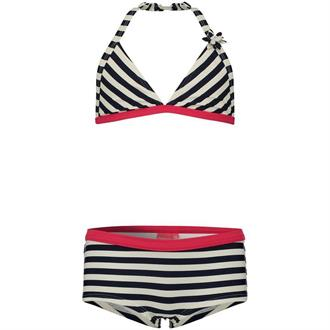Manouxx Stiped Triangle Bikini Junior