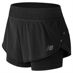 New Balance 2 in 1 Short 4""