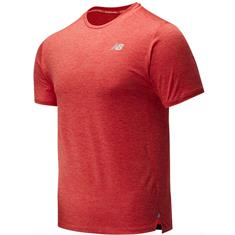 New Balance Printed Impact Run Shirt