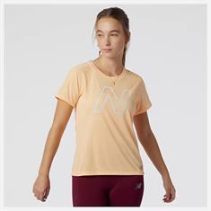 New Balance Printed Impact Run Shirt