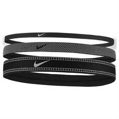 Nike Accessoires Mixed Width 3 pack Haarband