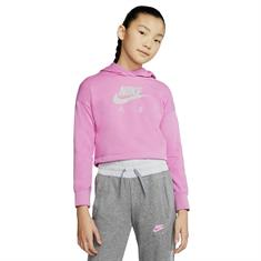 Nike Air Cropped Hooded Junior