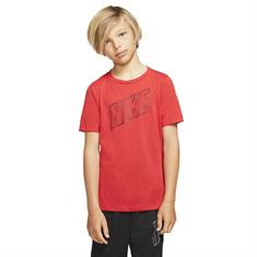 Nike Breathe Gfx Shirt Junior