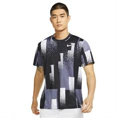 Nike Court Dri-Fit Printed Shirt