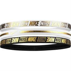 Nike equipment Metallic Headbands 3pk 2.0