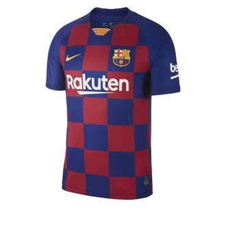 Nike Fc Barcelona Breathe Stadium Home Shirt 2019