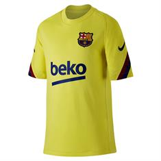Nike Fc Barcelona Breathe Strike Shirt 2020/2021 Junior