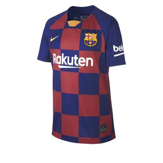 Nike Fc Barcelona Stadium Home Shirt Junior 2019