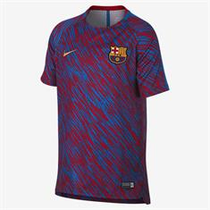 Nike Fc Barcelona Trainingsshirt 2017/2018 Junior