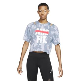 Nike Graphic Cropped Tee