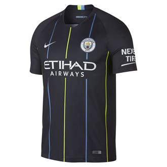 Nike Manchester City Stad Away Shirt 2018/2019