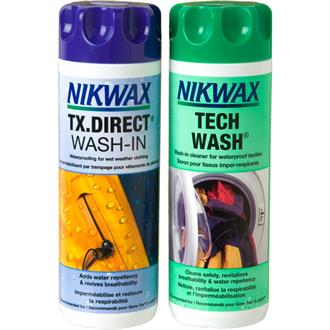 Nikwax Tech wash+TX direkt