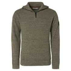 No Excess Half Zip Pullover