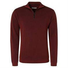 No Excess Half Zipper Pullover