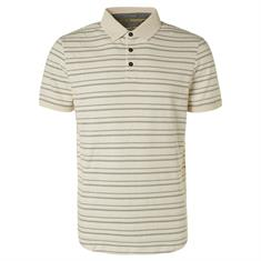 No Excess Jacquard Polo