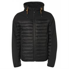 No Excess Padded Quilted Jas