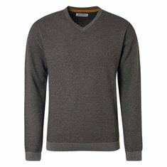 No Excess V-Neck Pullover