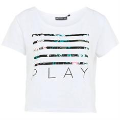 Only Play Blossom Short Shirt