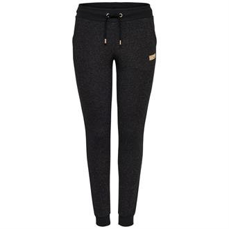 Only Play Gold Glitter Joggingbroek